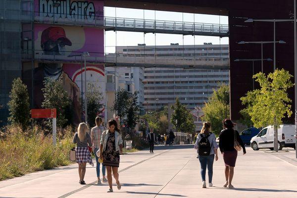 L'Université Toulouse Jean-Jaurès. Photo d'archives.