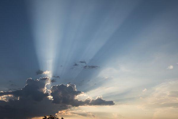 La pluie devrait céder la place au soleil dès le début de la semaine à venir. Photo d'illustration.