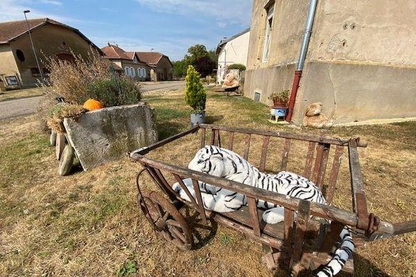 Dommartin-la-Chaussée : l'art à la campagne