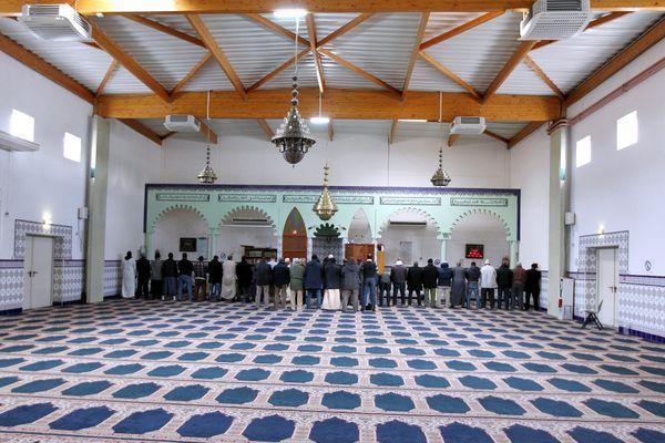 Mosquée de la Mosson, le quartier de Montpellier regroupant de nombreux franco-musulmans qui seront les premiers impactés par le boycott selon A. El Marraki.