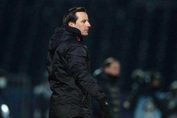 Julien Stéphan entraîneur du Stade Rennais a présenté sa démission, une décision prise à la suite de la défaite contre Nice