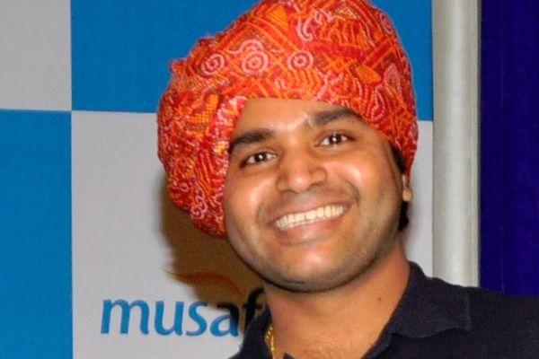 Mehul Thakur est le patron d'une entreprise basée à Mumbaï, en Inde.