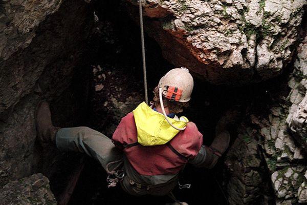 Le spéléologue blessé était coincé à 250 mètres de profondeur. Image d'illustration.