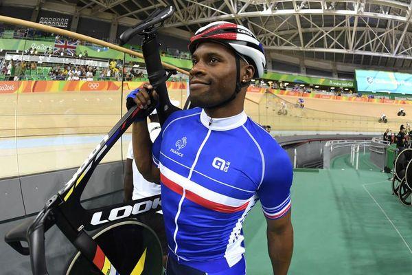 A Rio en 2016, Grégory Baugé avait décroché sa 4e et dernière médaille olympique.