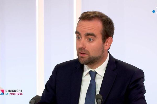 Sébastien Lecornu invité de Dimanche en politique du 12 mai 2019.