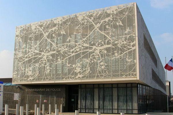 Le nouveau commissariat des Mureaux dans les Yvelines