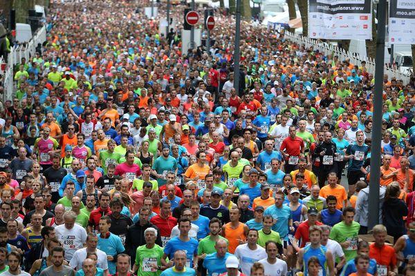 Le semi-marathon et le 10 km sont annulés. (archives)