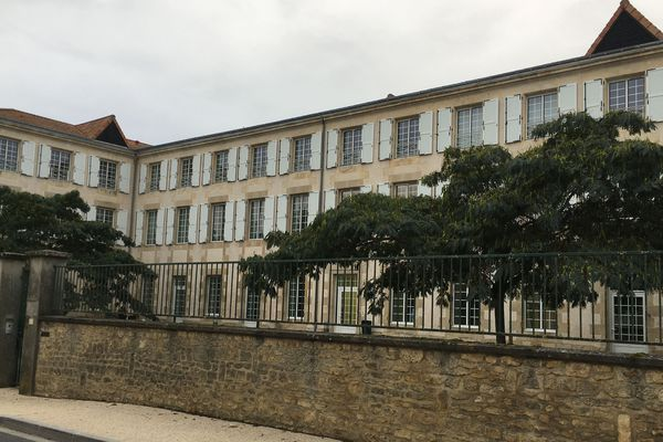 Centre hospitalier psychiatrique Laborit, unité Jean-Baptiste Pussin - Nieuil l'Espoir