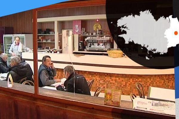 Petite pause au Café du Mir