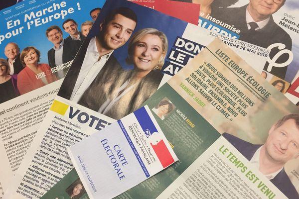 A Aurillac, la liste Renaissance soutenue par La République en Marche arrive en tête aux élections européennes avec 25,48% des suffrages exprimés.