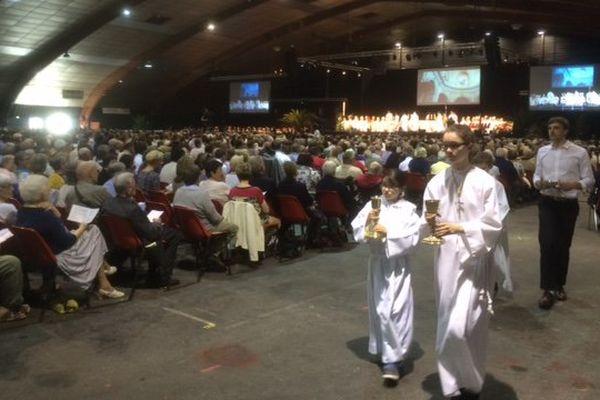 Messe exceptionnelle au parc des expositions de La Rochelle