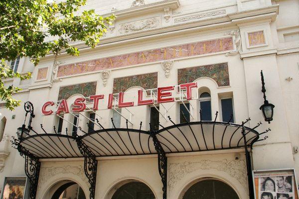 Ouvert en 1911, le cinéma le Castillet de Perpignan est l'un des plus vieux de France et sa façade est classée aux monuments historiques.