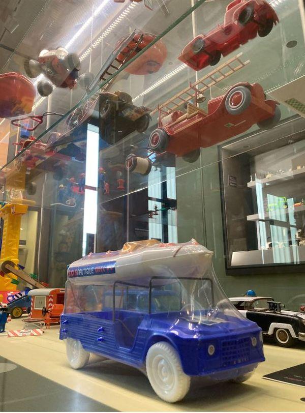 Quand des jouets de bazar deviennent des objets rares (musée du jouet de Moirans)