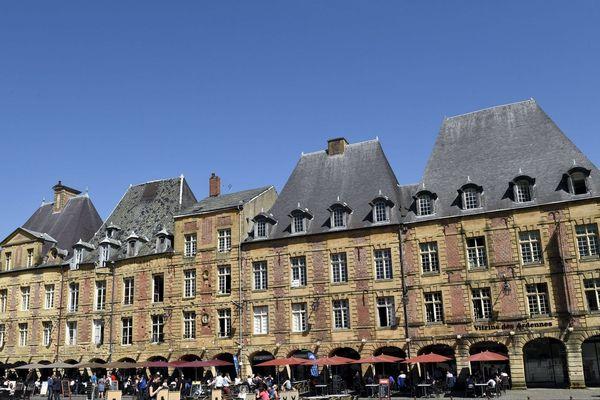Les abords de la place Ducale seront particulièrement perturbés ce mercredi 7 novembre.