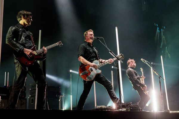 Queens of the Stone Age aux Eurocks 2018.
