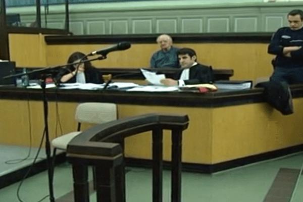 Perpignan - 2e jour d'audience du procès de Joachim Toro accusé du triple meurtre de Rivesaltes - 26 janvier 2016.