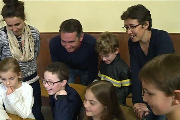 A Nîmes, il existe une association qui s'occupe des enfants précoces et leur permet de s'épanouir, c'est l'AEHPI - 28 mars 2017