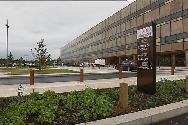 L'hôpital de Trévenans