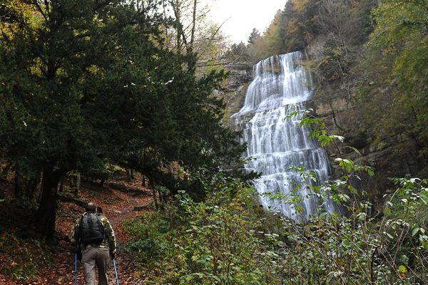 Lucas Renoud avait disparu lors d'une randonnée aux cascades du Hérisson dans le Jura.