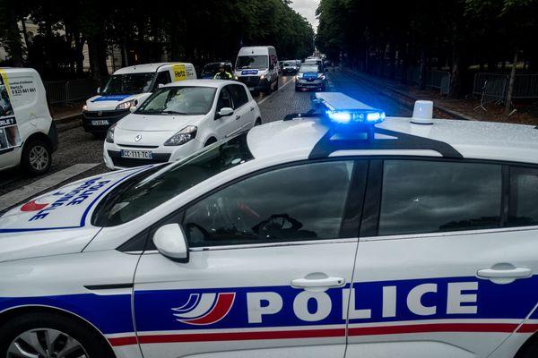 Les policiers de la compagnie départementale d'intervention (CDI) ont interpellé l'agresseur (photo d'illustration).