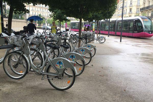 Le Vélodi va disparaître pendant l'été pour faire place à de nouveaux vélos en libre-service
