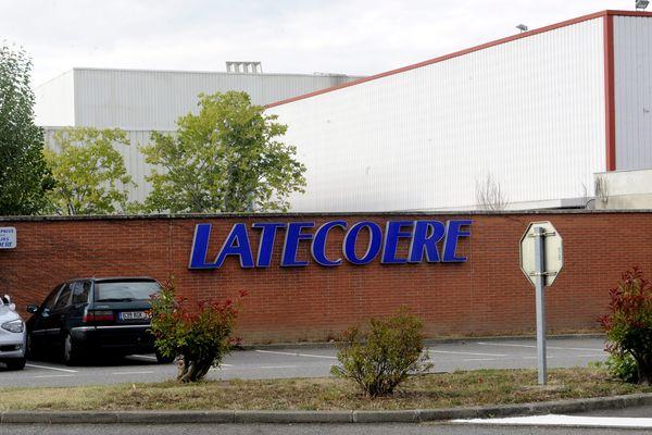 Des manifestants ont occupé ce samedi après-midi les toits de l'usine Latécoère à Labège avant d'être délogés par la gendarmerie.