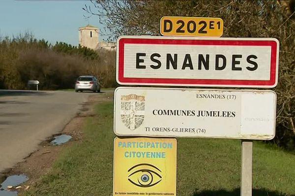 Esnandes en Charente-Maritime
