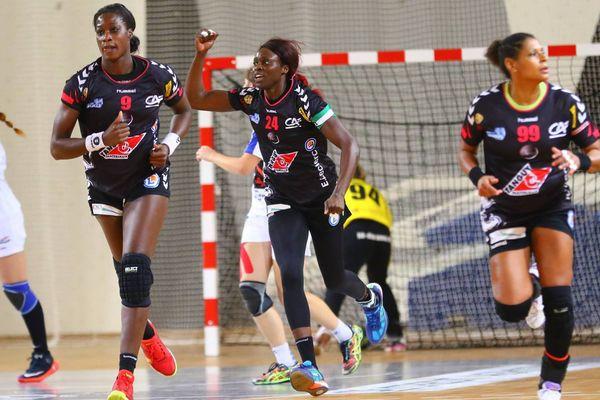 Les Brestoises se sont imposées face aux Russes de Volgograd (31-26) et sont donc qualifiées pour le troisième tour de la Coupe EHF