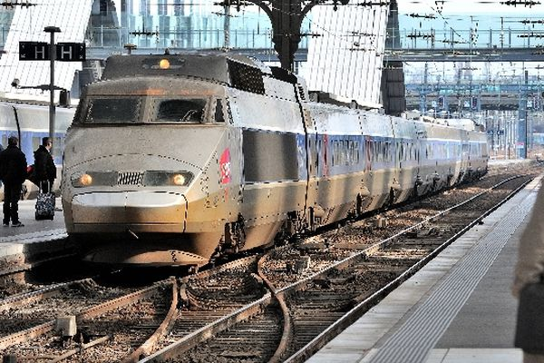 Au total 135 TGV ont été impactés en France et au moins trois au départ ou à destination de Lille.