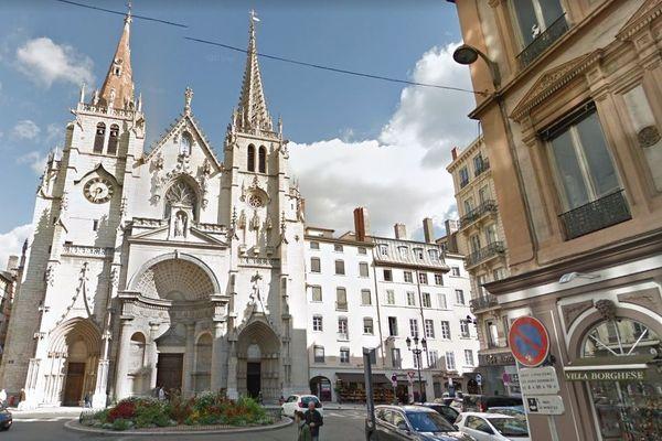 L'Eglise Saint-Nizier à Lyon évacuée en plein office, dimanche 14 avril, à cause d'un colis suspect. Photo d'illustration.