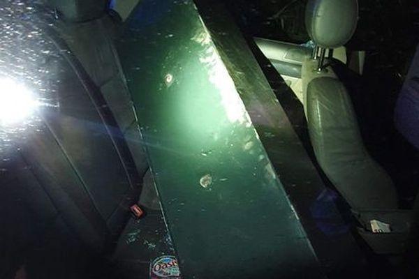 Les gendarmes de l'Isère ont retrouvé dans la voiture le coffre-fort volé dans une maison d'Ugine... en Savoie