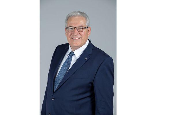Marcel Bauer, candidat pour un quatrième mandat de maire.