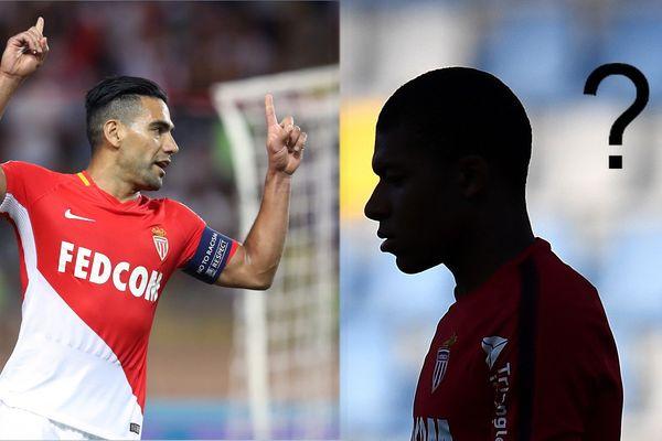 Après le départ de Kylian MBappé, l'entraîneur de l'AS Monaco reste toujours en quête du bon binôme pour Radamel Falcao