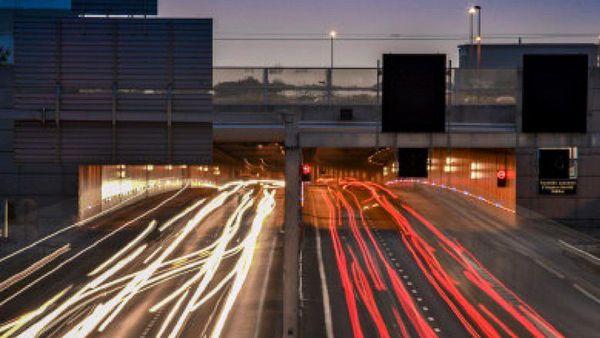 Les travaux sur la rocade et l'A61 ont pour objectif de fluidifier la circulation à l'horizon 2021-2022..