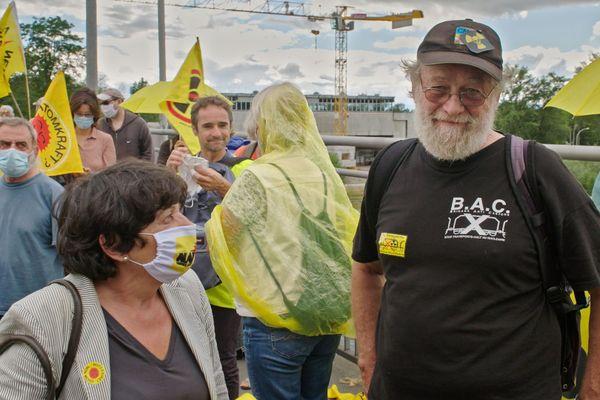Le jour de la fermeture de la centrale nucléaire de Fessenheim, un jour de victoire pour Michèle Rivasi.