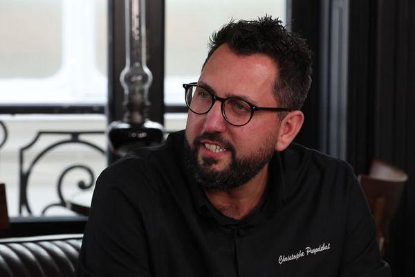 Christophe Puyodebat, artisan chocolatier bayonnais