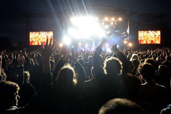 Le festival Beauregard a battu cette année son record de fréquentation.