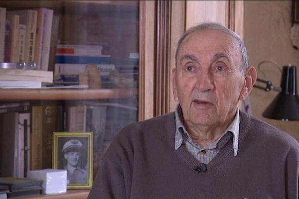 Jacques Martinie était l'un des derniers témoins Limousin de la barbarie nazie