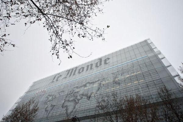 Le siège du journal Le Monde évacué après une alerte à la bombe.