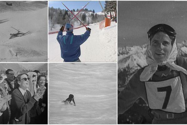 Les meilleurs skieurs se sont frottés au Kandahar depuis 1928.
