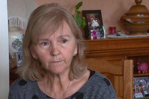 Monique Pinte, retraitée, sera dans la rue jeudi pour manifester pour défendre son pouvoir d'achat.