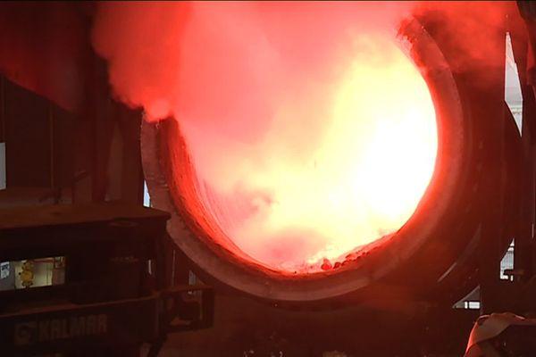 Un incendie s'est déclaré dans un conduit d'évacuation des fumées.