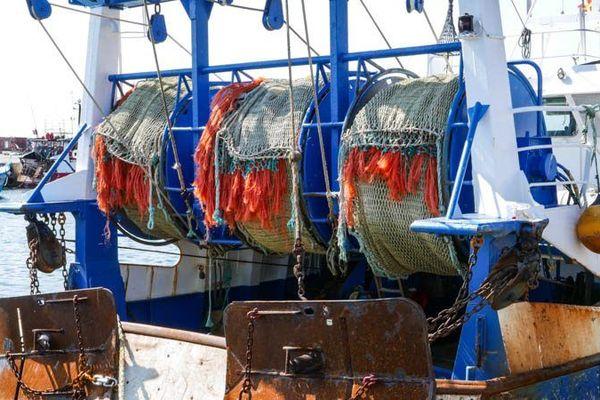 Le Guilvinec est le premier port de débarquement de pêche artisanale de France.