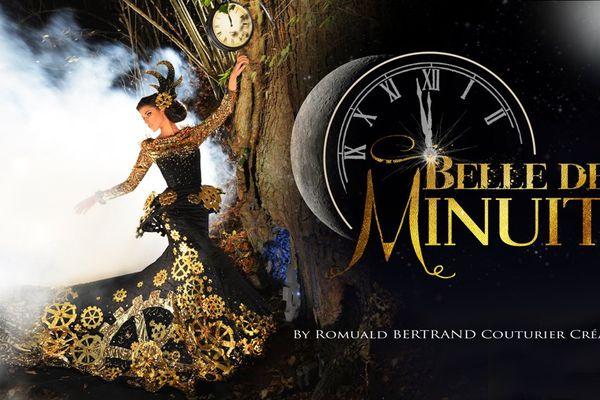 """Voilà la """"Belle de Minuit"""" qui sera portée ce soir lors de l'élection Miss France."""