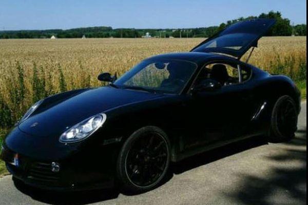 La Porsche a été immédiatement retirée à son propriétaire
