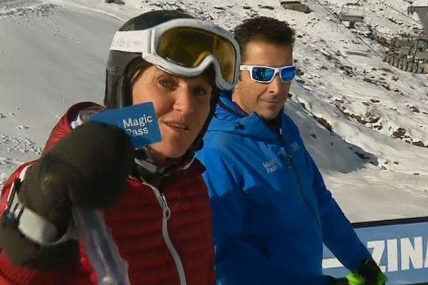 Le Magic pass, le forfait de ski à volonté !