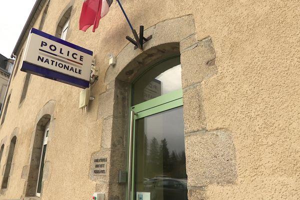 Le commissariat de Guéret rassemble 82 fonctionnaires de police