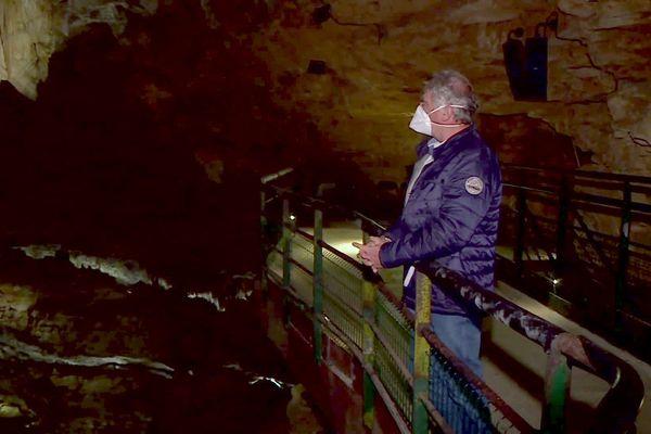 Organiser les visites en respectant les préconisations sanitaires dans les grottes du Périgord, un défi à relever pour la vingtaine de sites de Dordogne