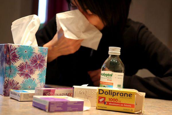 Pour la semaine du 12 au 18 décembre, 945 consultations chez SOS Médecins pour syndrome grippal en PACA !