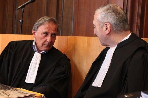 """""""J'ai fait mon métier"""" dit maître Uzan à l'avocat de Pierre Nasica après les aveux de Yacine Sid"""